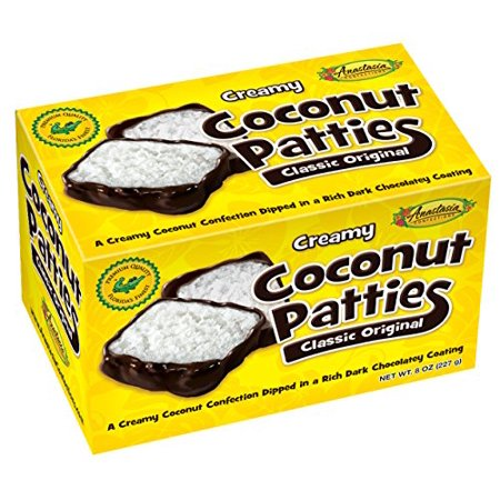 0722001041607 - COCONUT PATTIES