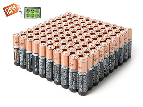 7241870727441 - DURACELL DURALOCK COPPERTOP ALKALINE BATTERIES PLUS FREE GIFT, CHOOSE YOUR PACK (20 AA)