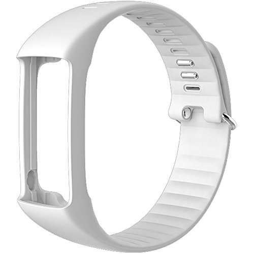 0725882028446 - CHANGEABLE A360 WRISTBAND LARGE, WHITE