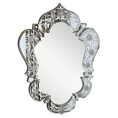 0726088183526 - CLEAR DESIGN WALL MIRROR