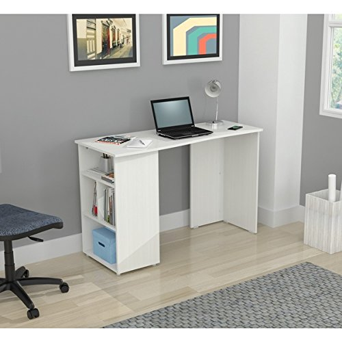 0728295202090 - INVAL AMERICA CURVED TOP WRITING DESK