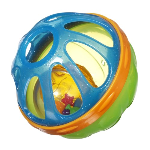 7288577294784 - MUNCHKIN BABY BATH BALL, COLORS MAY VARY