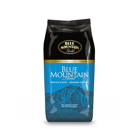 0729583700342 - BLUE MOUNTAIN BLEND GROUND COFFEE