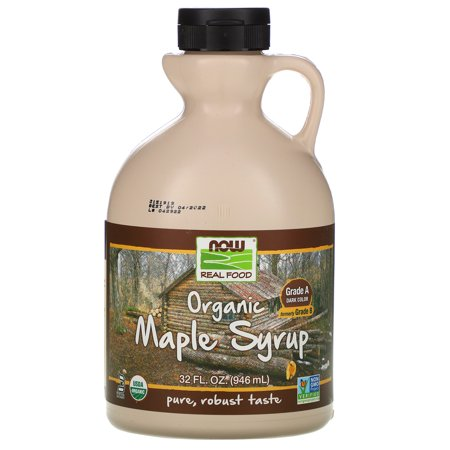 0733739069443 - HEALTHY MAPLE SYRUP GRADE B CERTIFIED ORGANIC MULTI-PACK