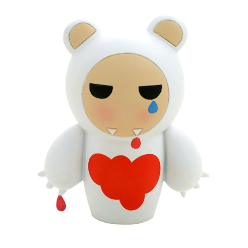 0734462413060 - MOMIJI CAMILA DE GREGORIO DOLLS, THE I DON'T CARE BEAR MESSAGE DOLL