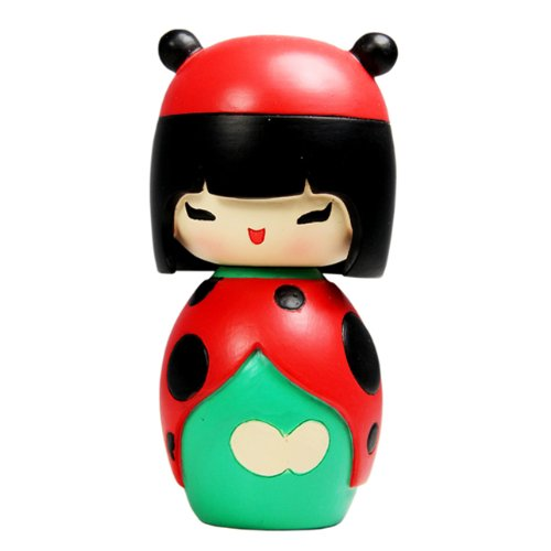 0734462414821 - MOMIJI LUCKY MESSAGE DOLL CELEBRATIONS DOLLS COLLECTION
