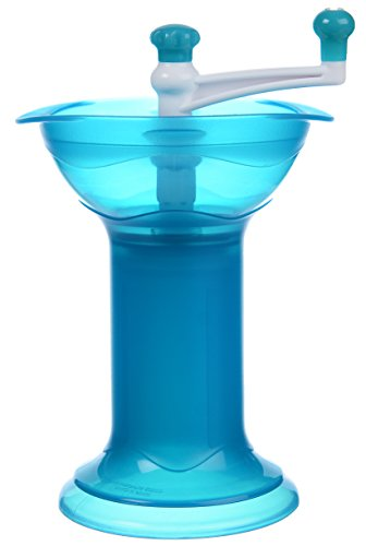 0735282137013 - MUNCHKIN BABY FOOD GRINDER, LIGHT BLUE