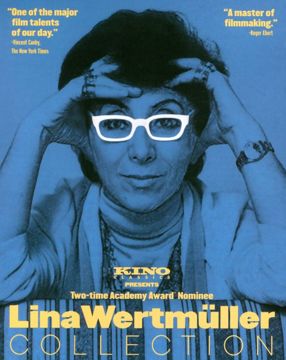0738329095024 - THE LINA WERTMÜLLER COLLECTION (BLU-RAY)