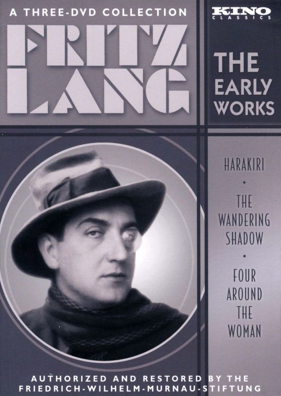 0738329109226 - LANG THE EARLY WORKS HARAKIRI THE WANDERING SHADOW FOUR AROUND THE WOMAN SILENT FULL FRAME