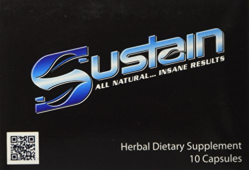 0738759754836 - SUSTAIN-10 CAPS ALL NATURAL INSANE RESULTS