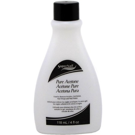 0073930314653 - SUPER NAIL PURE ACETONE, 16 FLUID OUNCE