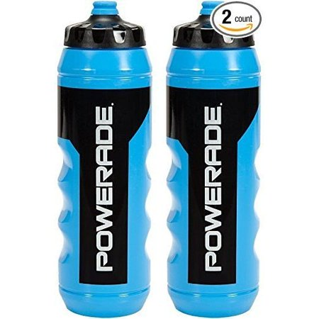 0739532680311 - POWERADE SQUEEZE WATER BOTTLE 32 OZ (2 PACK)