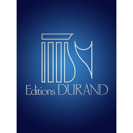 0073999566918 - EDITIONS DURAND XANGO VOICE/PIANO EDITIONS DURAND SERIES