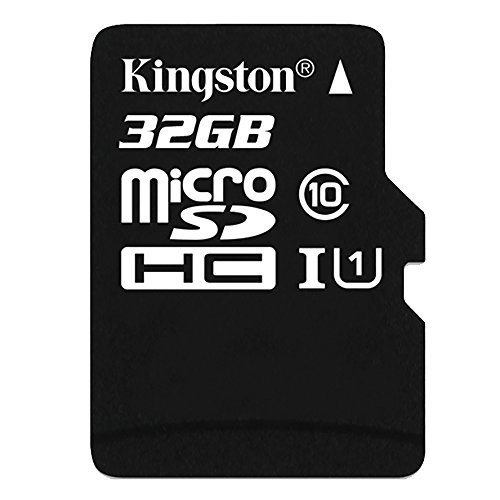 7426044720705 - KINGSTON DIGITAL 32GB MICROSDHC CLASS 10 UHS-I 45MB/S READ CARD WITH SD ADAPTER