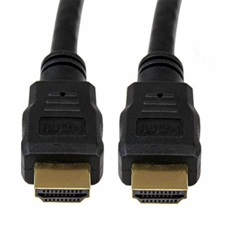0744633437412 - COPARTNER HDMI CABLE, 6FT, E119932-T, GOLD PLATED CONNECTORS, AWM STYLE 20276, 80°C, 30V, VW-1, HDMI 1.3, CATEGORY 1, COPARTNER