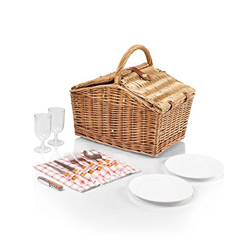 0744745180756 - PICNIC TIME PICCADILLY PICNIC BASKET