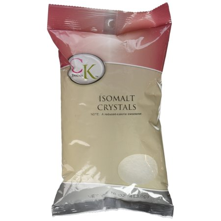 0745367310354 - CK PRODUCTS ISOMALT CRYSTALS, 1 POUND
