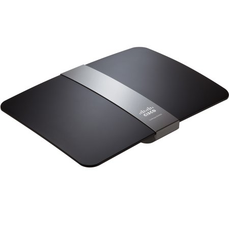 0745883590438 - CISCO-LINKSYS E4200 DUAL-BAND WIRELESS-N ROUTER