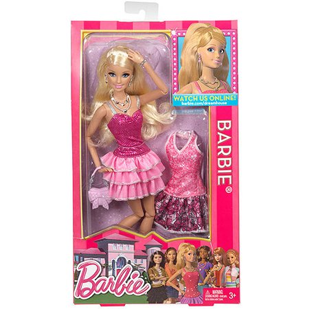 0746775241735 - MATTEL BARBIE LIFE IN THE DREAMHOUSE BARBIE