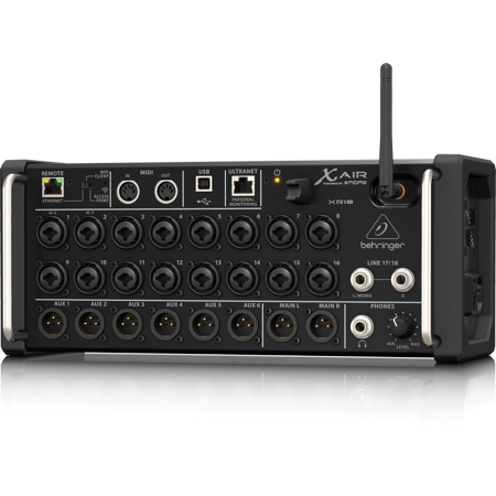 0748252151049 - BEHRINGER XR18 CHANNEL MIXER - POWERED
