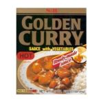 0074880040623 - S&B GOLDEN CURRY SAUCE WITH VEGETABLES HOT