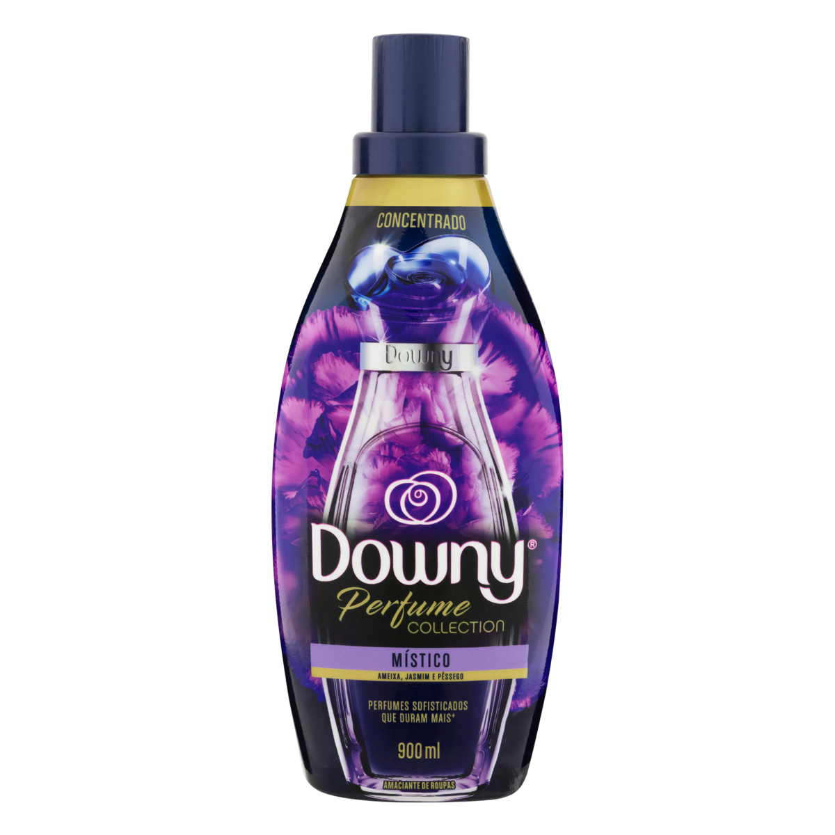 7500435160001 - AMACIANTE DE ROUPA CONCENTRADO MÍSTICO DOWNY PERFUME COLLECTION FRASCO 900ML