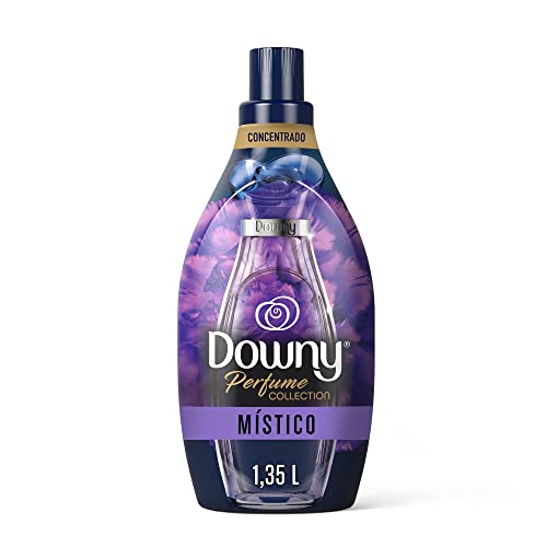 7500435160025 - AMACIANTE DE ROUPA CONCENTRADO MÍSTICO DOWNY PERFUME COLLECTION FRASCO 1,35L
