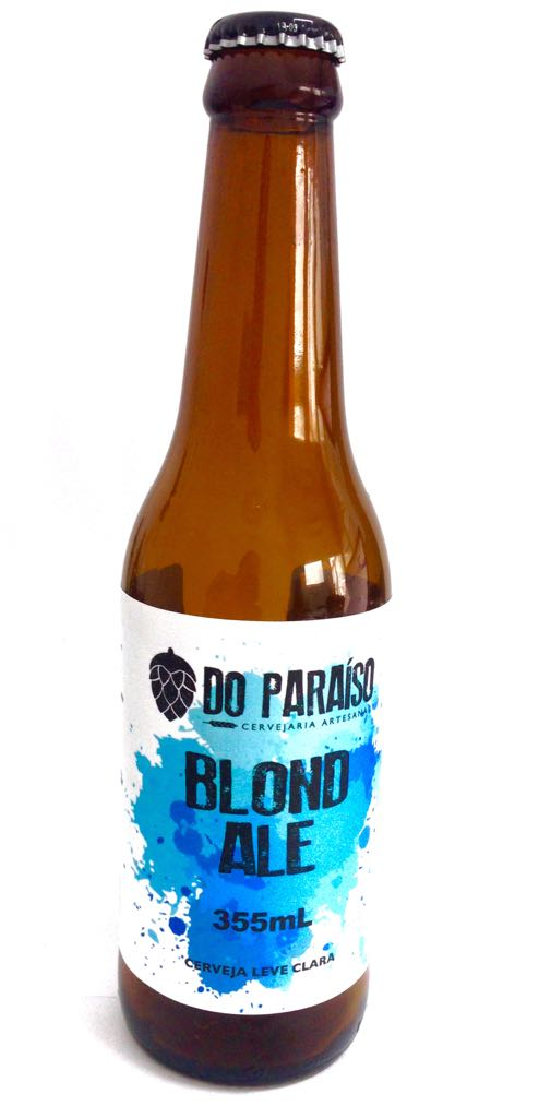 0751320991003 - DO PARAÍSO BLOND ALE