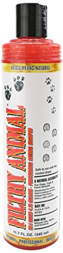 0757054303617 - KELCO 50:1 FILTHY ANIMAL SHAMPOO, 11 OZ.