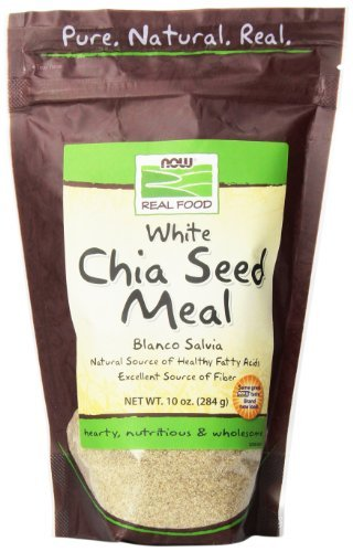 0760488350126 - NOW FOODS BLANCO SALVIA WHITE CHIA SEED (1 LB. PACK OF 2)