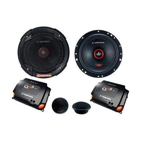 0760488895719 - CADENCE QRS6K2 6.5 2-WAY QRS SERIES COMPONENT CAR SPEAKERS