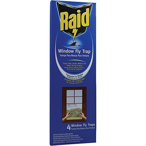 7608537630030 - RAID FTRP-RAID WINDOW FLY TRAP PET2