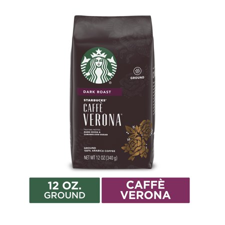 0762111622877 - DARK ROAST VERONA BLEND GROUND