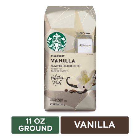 0762111810595 - COFFEE NATURAL FUSIONS VANILLA FLAVORED GROUND COFFEE