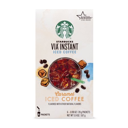 0762111853998 - VIA READY BREW ICED COFFEE CARAMEL