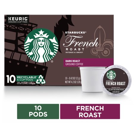 0762111888112 - FRENCH ROAST K-CUP PORTION PACK FOR KEURIG BREWERS