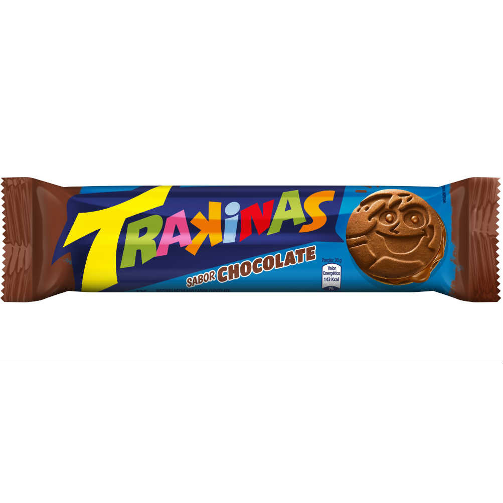 7622300741013 - KRAFT FOODS TRAKINAS CHOCOLATE 154 G