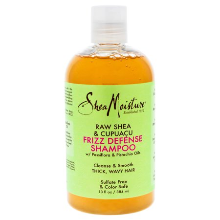 0764302265009 - RAW SHEA AND CUPUAÇU FRIZZ DEFENSE SHAMPOO