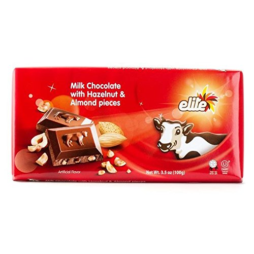 0077245110825 - MILK CHOCOLATE WITH NUTS & ALMONDS