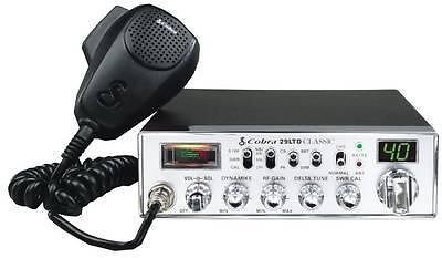 0777780529488 - COBRA 29LTD 40-CHANNEL CB RADIO