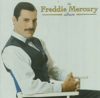 0077778099925 - ALBUM FREDDIE MERCURY 100G EMI MUSIC