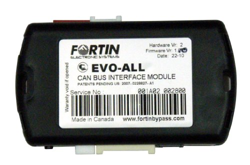 FORTIN EVO-ALL UNIVERSAL ALL-IN-ONE DATA BYPASS AND