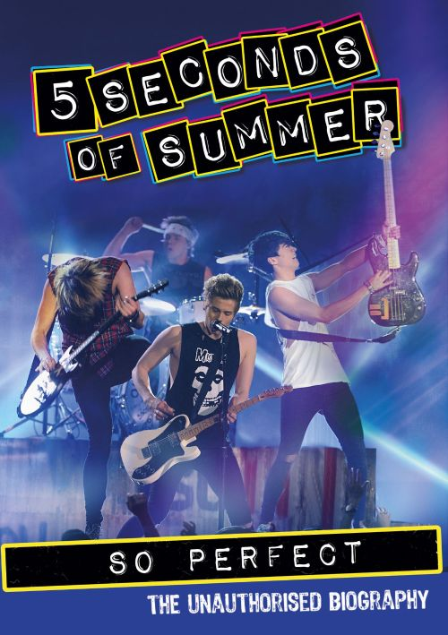 0778854217096 - 5 SECONDS OF SUMMER: SO PERFECT (DVD)