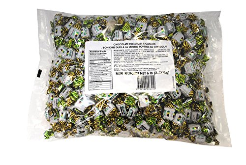 7790580096410 - ARCOR CHOCOLATE FILLED MINTS CANDIES 6 LB BAG - ROYALCANDY