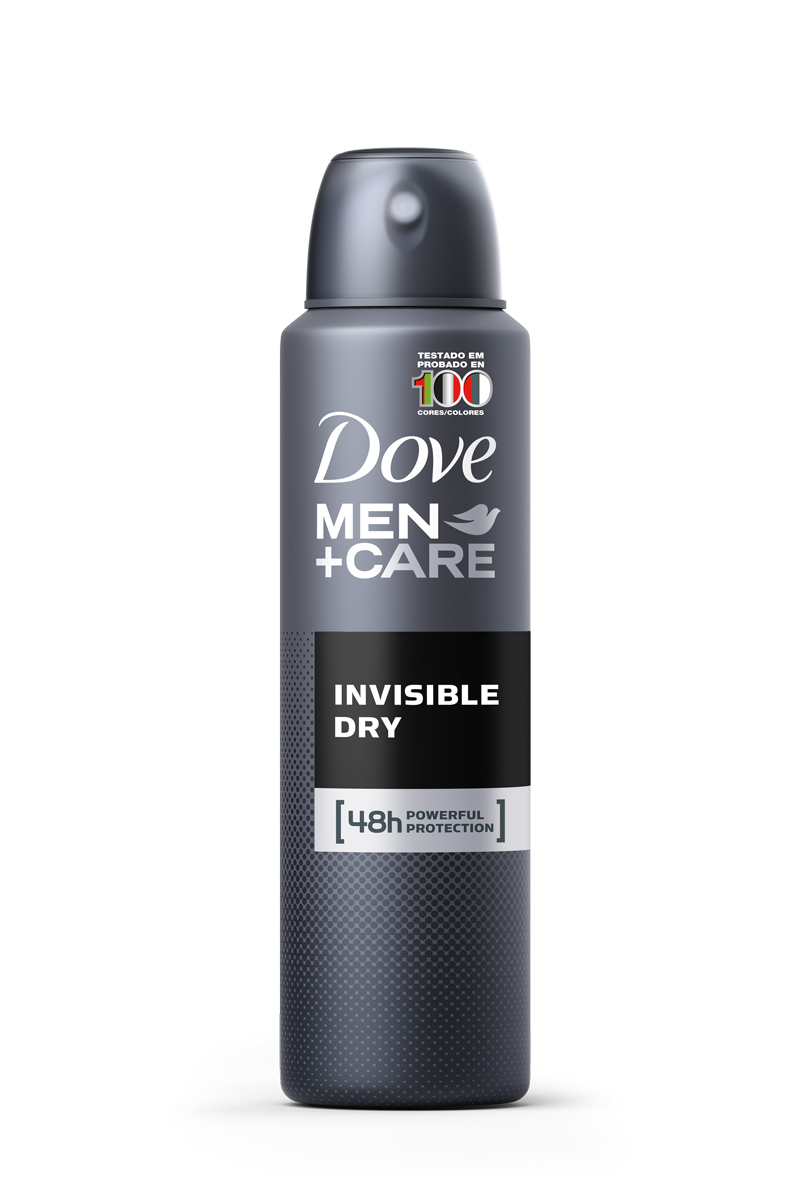 7791293022819 - DOVE INVISIBLE DRY AEROSOL FEMININO 169 ML