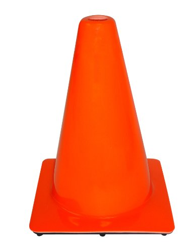 0078371901271 - 3M PVC TRAFFIC SAFETY CONE, 12-INCH