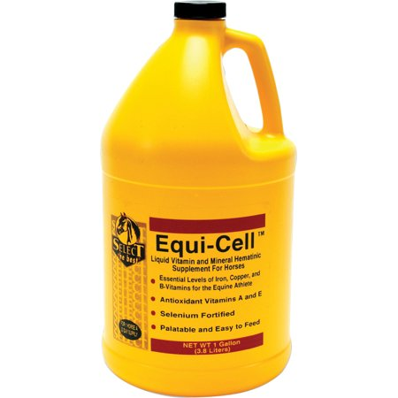 0784299131002 - EQUI-CELL EQUINE HEMATINIC SUPPLEMENT