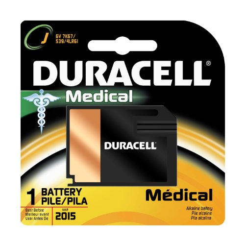 0784922285041 - DURACELL 7K67BPK HOME MEDICAL BATTERY, 6.0 VOLT