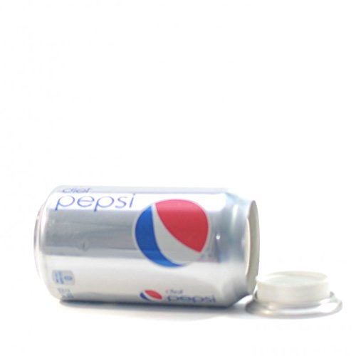 0785451452232 - DIET PEPSI CAN DIVERSION SAFE STASH