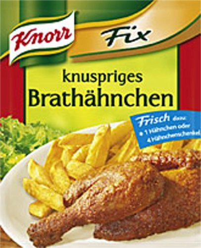 0786173759548 - KNORR FIX FOR CRISPY FRIED CHICKEN (1 PC)
